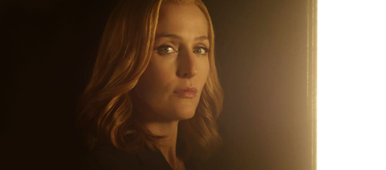 This Year Anderson Returned Fully To The World Of Agent Dana Scully In A Six Episode Run X Files Which Found Mulder And At Odds With