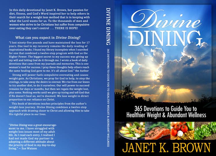 Janet K  Brown: #God