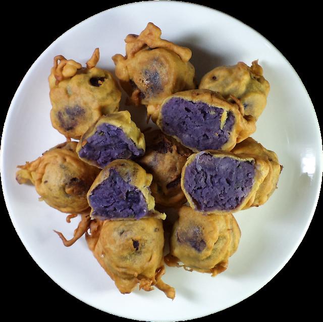 Mouthwatering Food Recipes: 210) YAM BONDA