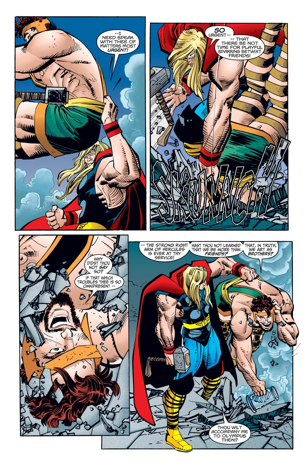 Thor (1998) Issue #6 #7 - English 19