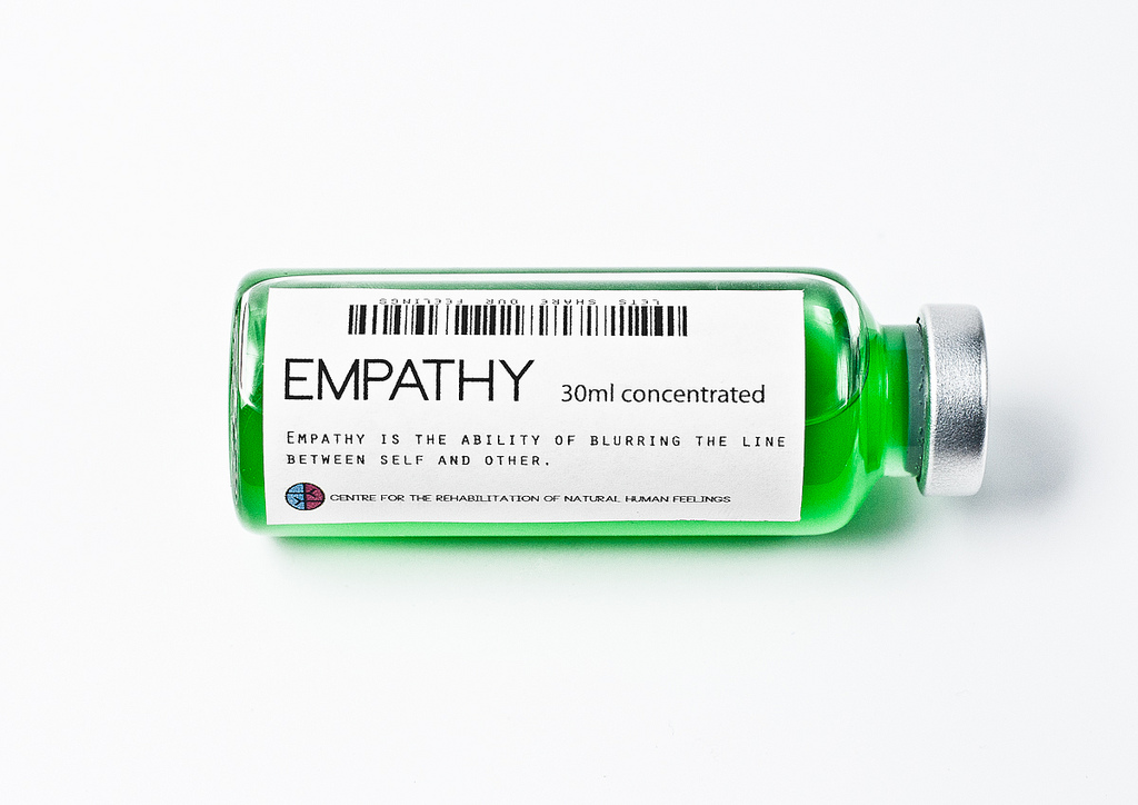 A personal opinion on human empathy and goodness