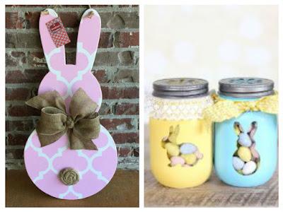 EASTER TIME! - takie dekoracje możecie sami stworzyć na Wielkanoc
