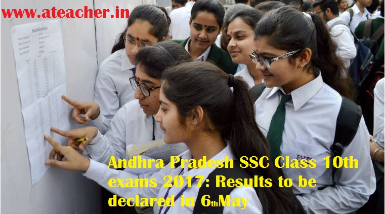 AP 10th Class March 2017 Results