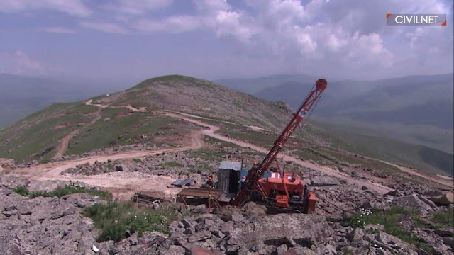 Amulsar amenazía recursos hídricos de Armenia