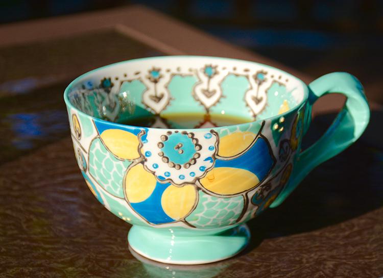 coffee, Anthropolgie mug | My Darling Days