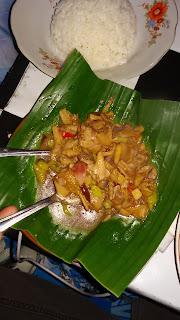 Oseng Jamur Rembang