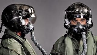 Helm Pilot Jet F-35