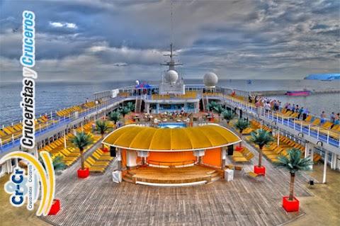 NOTICIAS DE CRUCEROS - Excelente ruta, excelente barco y dedicado al mercado español, ¿a que esperáis para disfrutar de esta delicia de barco?