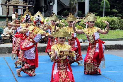 Tari Sigeh Penguten, Tradisi Penyambutan Tamu Agung ala Lampung