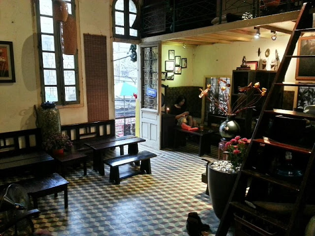 Hanoi House - A must-visit coffee shop in Hanoi 1