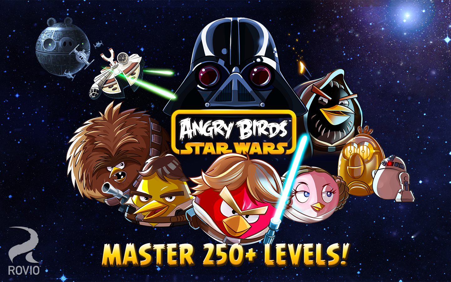 Angry Birds Star Wars Working Setup Free Download
