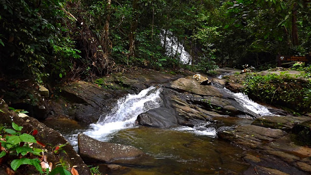 Ton Chong Fa Waterfall, Khao Lak