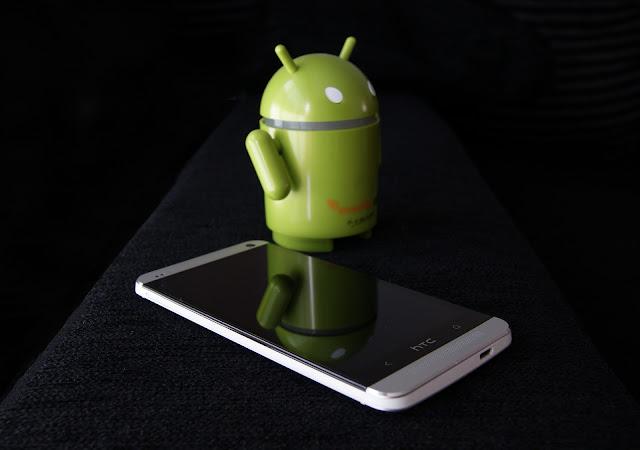 Diseño y estética del HTC One