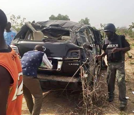One Dead, 11 Reportedly Unconscious in Enugu Fatal Car Crash as Police Seek Help to Identify Victims
