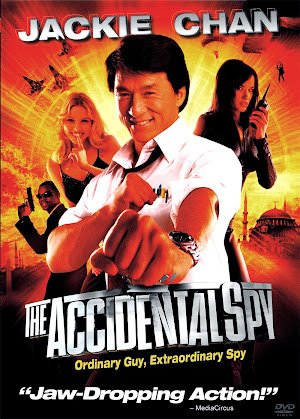 Pemain The Accidental Spy
