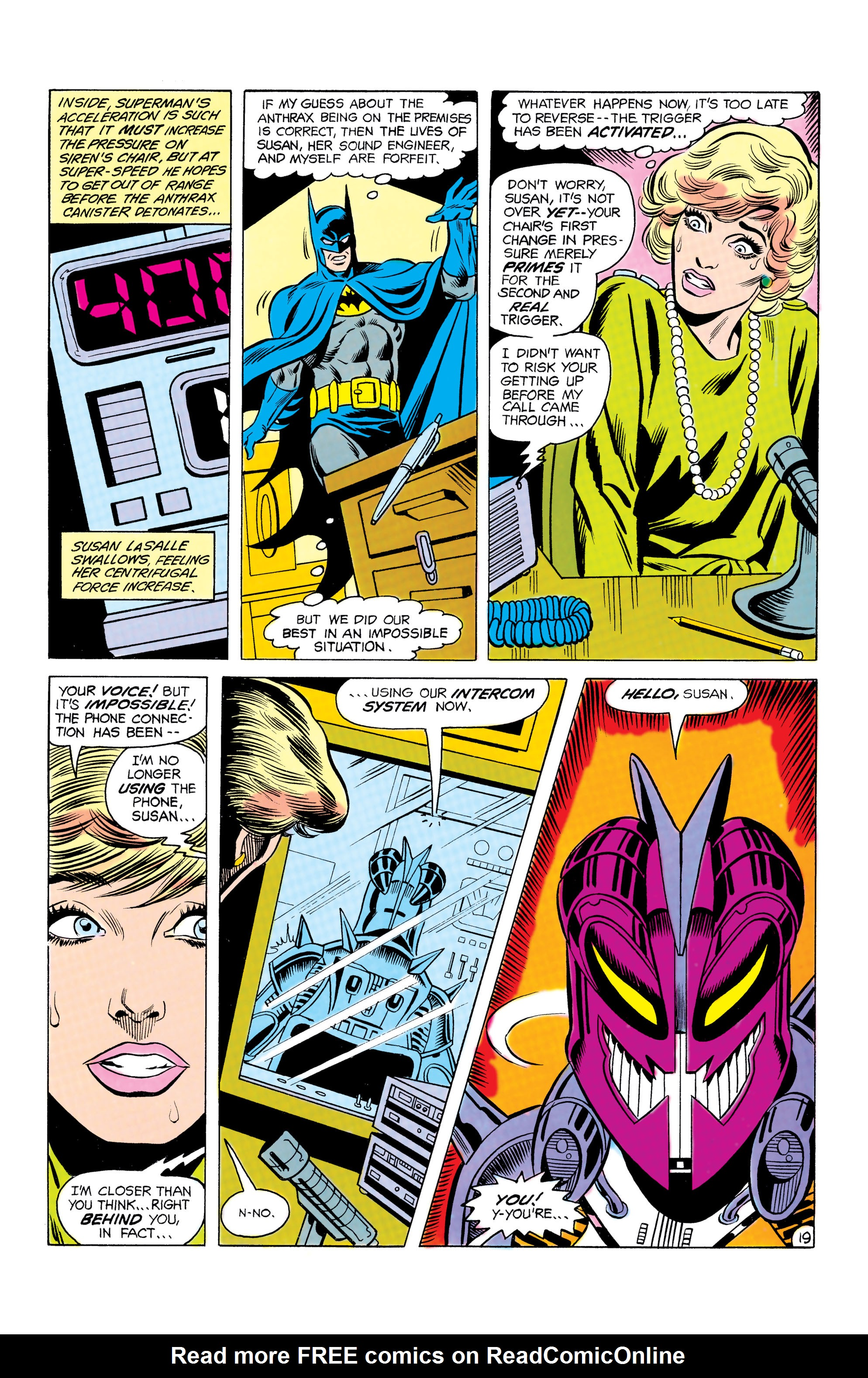 Read online World's Finest Comics comic -  Issue #292 - 20