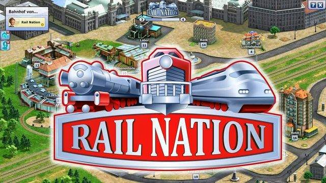 Rail Nation Titel