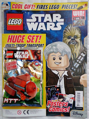 LEGO Star Wars Magazine Issue 16