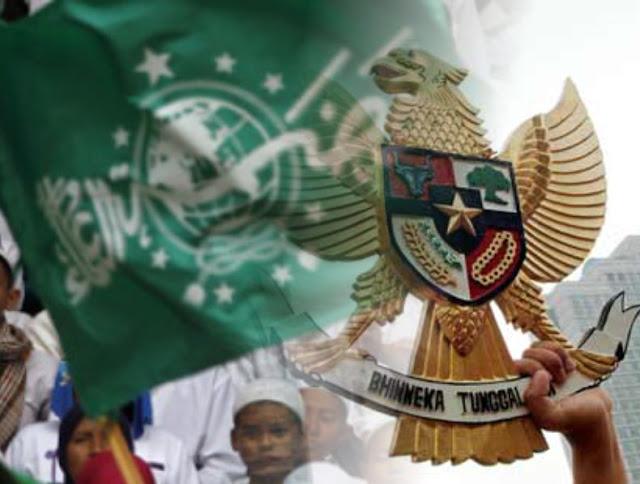 NU Muslim Mayoritas Di Indonesia, Tetapi Kenapa Tidak Mendirikan Negara Islam Saja?