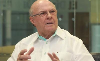 El expresidente Hipólito Mejía anunciará su candidatura a la presidencia por el PRM