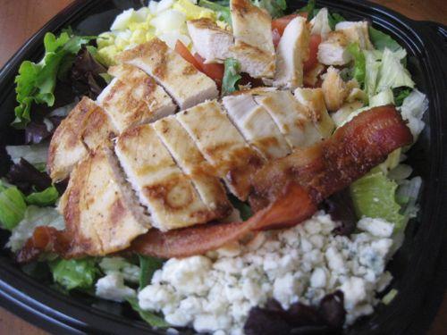Wendy S Restaurant Copycat Restaurant Blt Cobb Salad