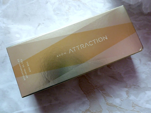 Christmas Gift Ideas For Her 2015 - Avon Attraction Eau De Parfum