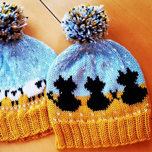 Meowf Hat - Free Pattern
