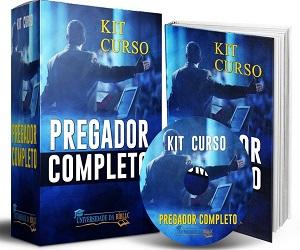 Kit Curso Pregador Completo! Aprenda a preparar sermões!