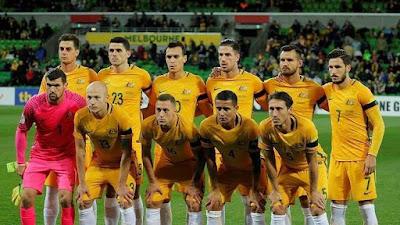 موعد مشاهدة مباراة أستراليا والبيرو الثلاثاء 26-6-2018 و القنوات الناقلة