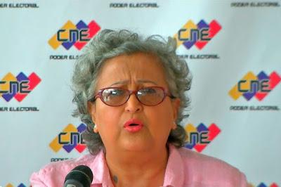 La presidenta del Consejo Nacional Electoral (CNE), Tibisay Lucena, aseguró este domingo que  que se ha completado el 50% de la auditoría al sistema de votación, de cara a las elecciones regionales convocadas para el próximo domingo, 15 de octubre.