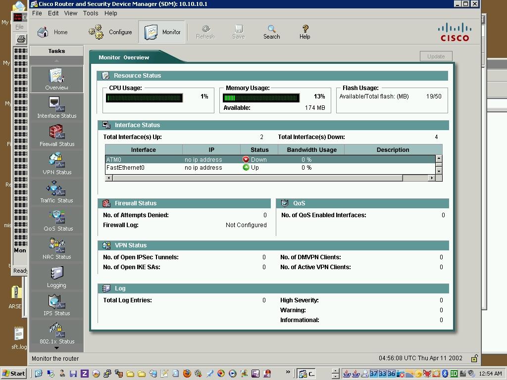 Contemporary Cisco Sdm Template Adornment - Entry Level Resume ...