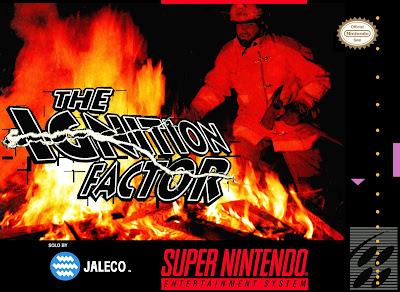 Rom de The Ignition Factor - SNES - Em Português - Download