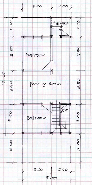 2nd floor plan of home image 02