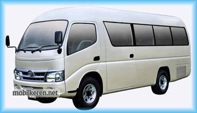Harga Bus Hino Dutro