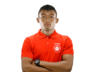 MIZO FOOTBALLER JERRY MAWIHMINGTHANGA CHE THA