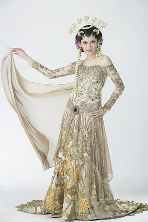 Gaun Kebaya Pengantin Untuk Pesta Pernikahan Teristimewa