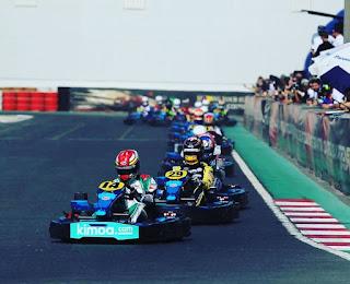 Fernando Alonso karting