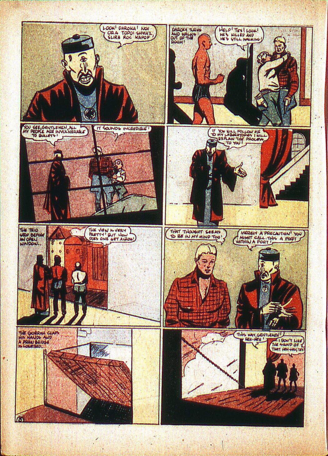Action Comics (1938) 3 Page 37
