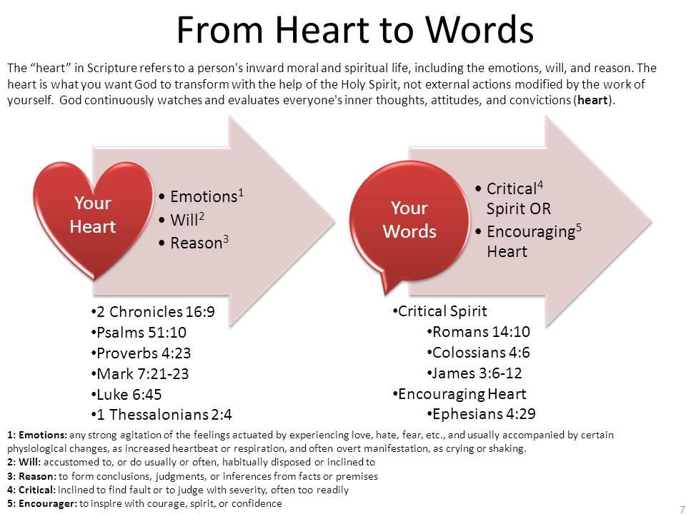 Conflict Resolution 101   Biblical Mind Renewal - Romans 12:2