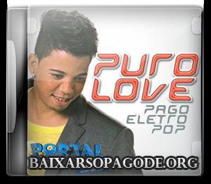 CD Puro Love - Pago Eletro Pop (2013)