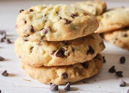Cara Membuat Resep Kue Vanilla Chocochip Cookies