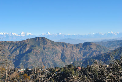 View of Mukteshwar