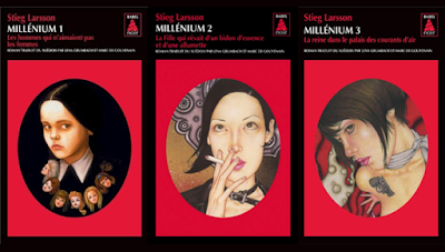 Millénium / Stieg Larsson