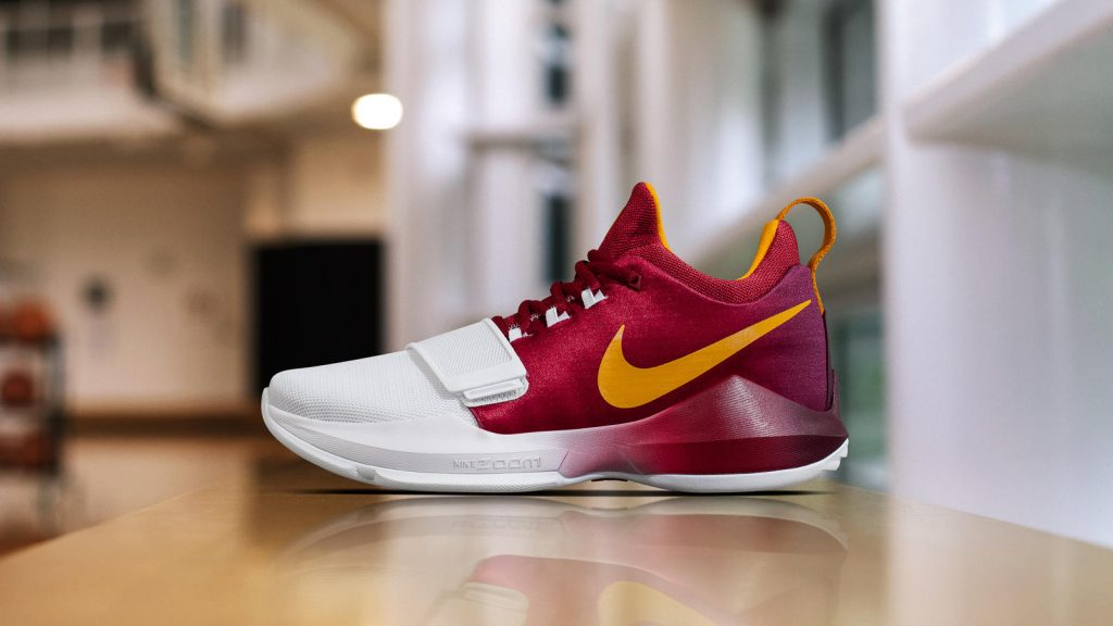 cheap for discount 61092 8e3bc Nike PG 1 Hickory