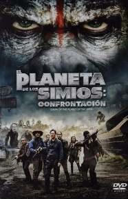 El planeta de los simios La Confrontación (2014) Online Español