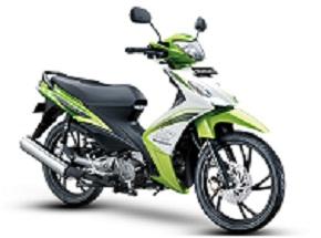Harga dan Spesifikasi Suzuki Shogun Axelo R125 Terbaru