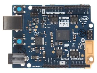 Genuino 101 Bluetooth Acelerômetro Giroscópio