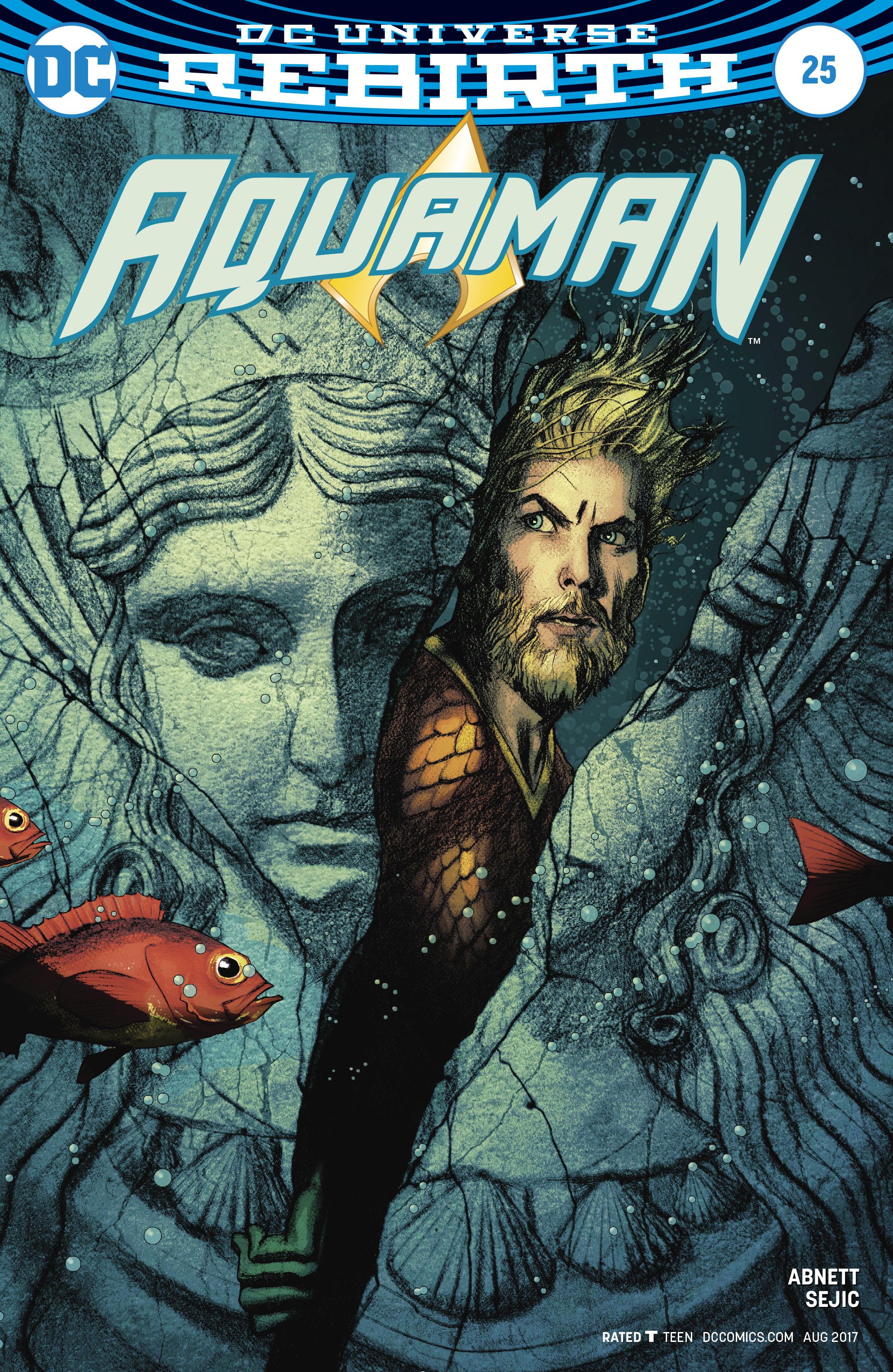 Read online Aquaman (2016) comic -  Issue #25 - 3