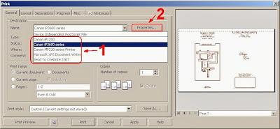 Cara Cetak Undangan Menggunakan Printer InkJet