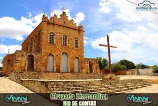 igreja de Rio de Contas